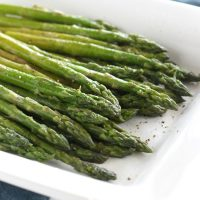 Seasoned Sauteed Asparagus