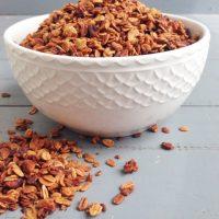 Crunchy Chai Granola