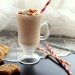 Peanut Butter Cookie Milkshake