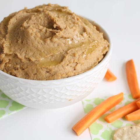 Carmelized Onion Hummus