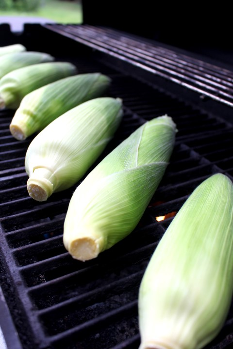 Perfect Grilled Sweet Corn | www.chocolatewithgrace.com