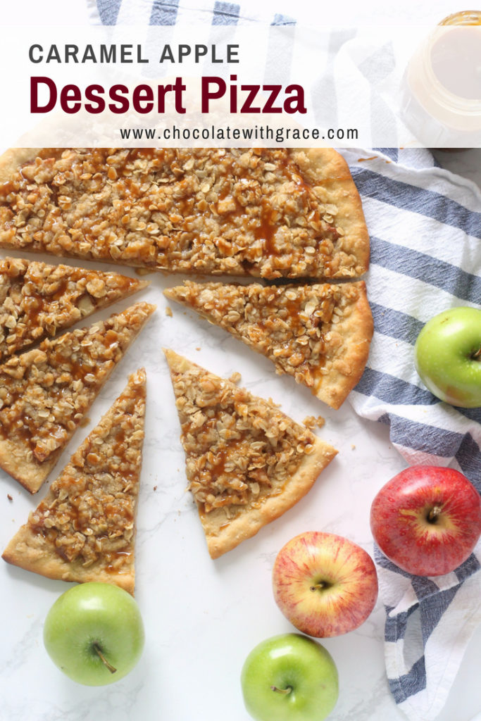 Pizza Hut Caramel Apple Pizza Recipe