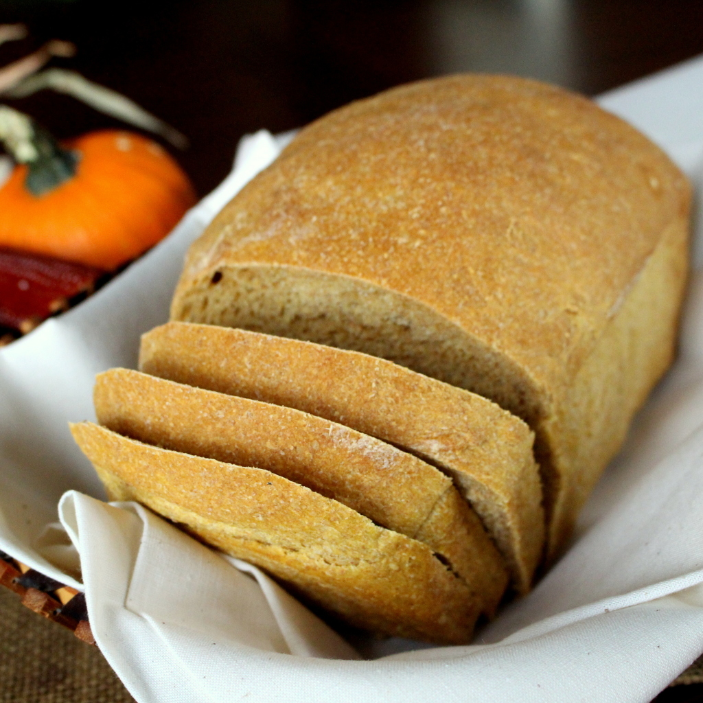 Harvest Squash Bread