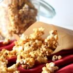 Microwave Salted Caramel Popcorn 1