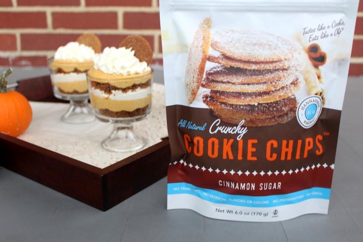 No Bake Pumpkin Cheesecake Trifles  (Small)