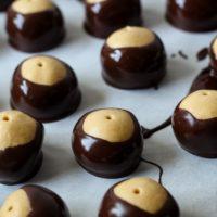 Buckeyes (Peanut Butter Balls)