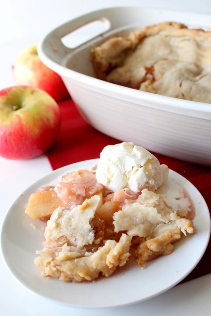 Apple Dumpling Bake Casserole (2)