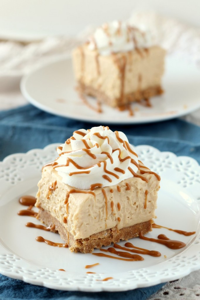 Biscoff No Bake Cheesecake Bars (3)