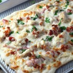 Chicken Cordon Bleu Pizza (1)