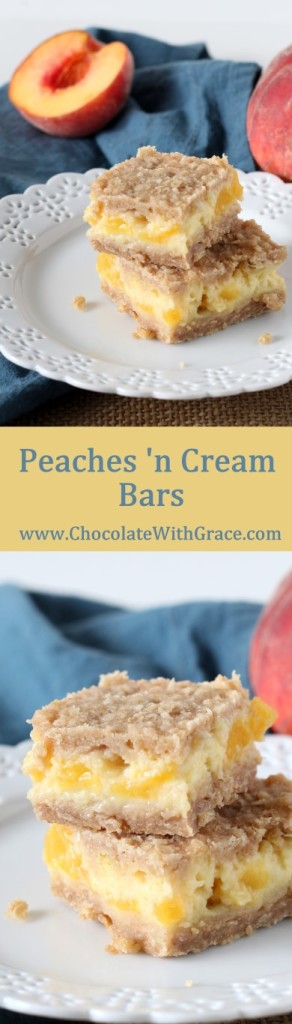 Peaches and Cream Bars (1)