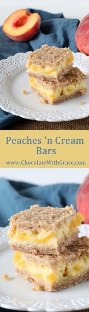 Peaches and Cream Bars (1)