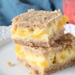 Peaches and Cream Bars (2)