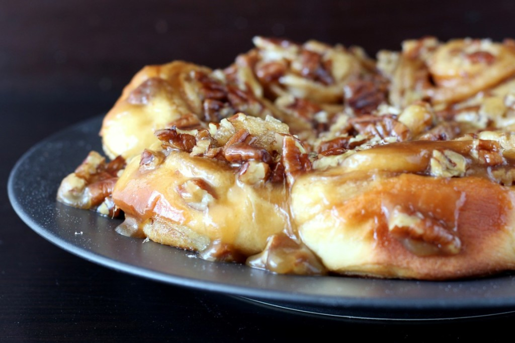 My Caramel Pecan Sticky Buns are also a favorite
