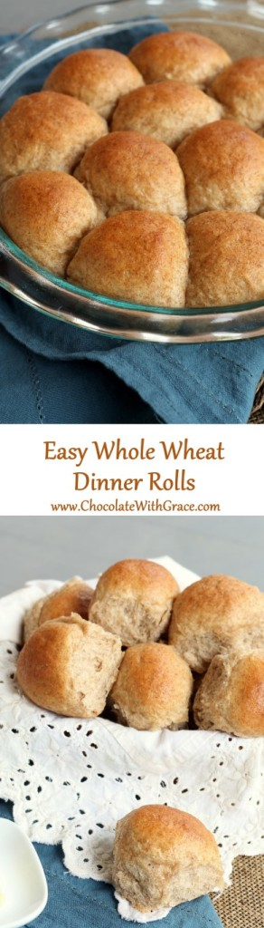 Easy Whole Wheat Dinner Rolls (1)