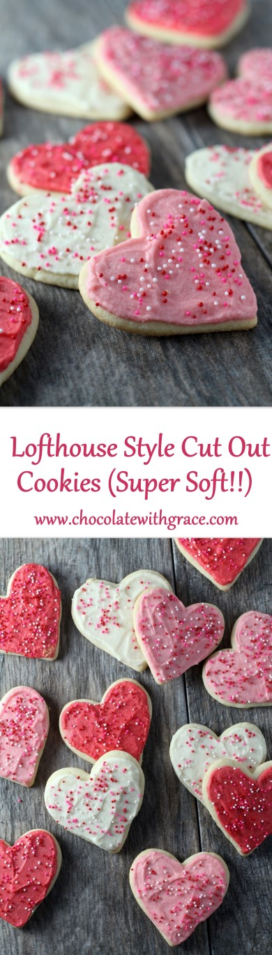Sour Cream Cut Out Cookies Chocolate With Grace