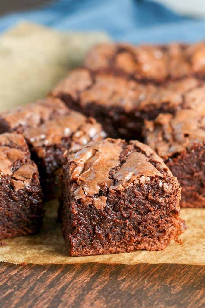 Nutella Brownie Recipe for Two