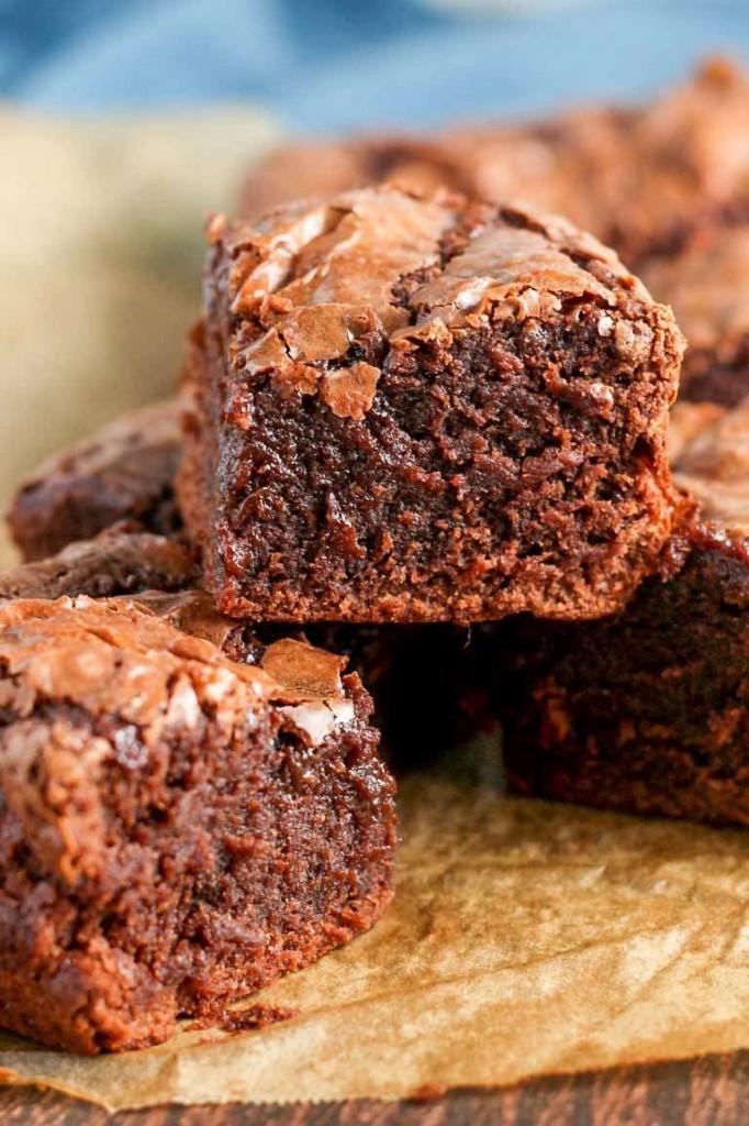 Small Batch Brownie Recipe