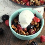 Stove Top Berry Crisp (7)