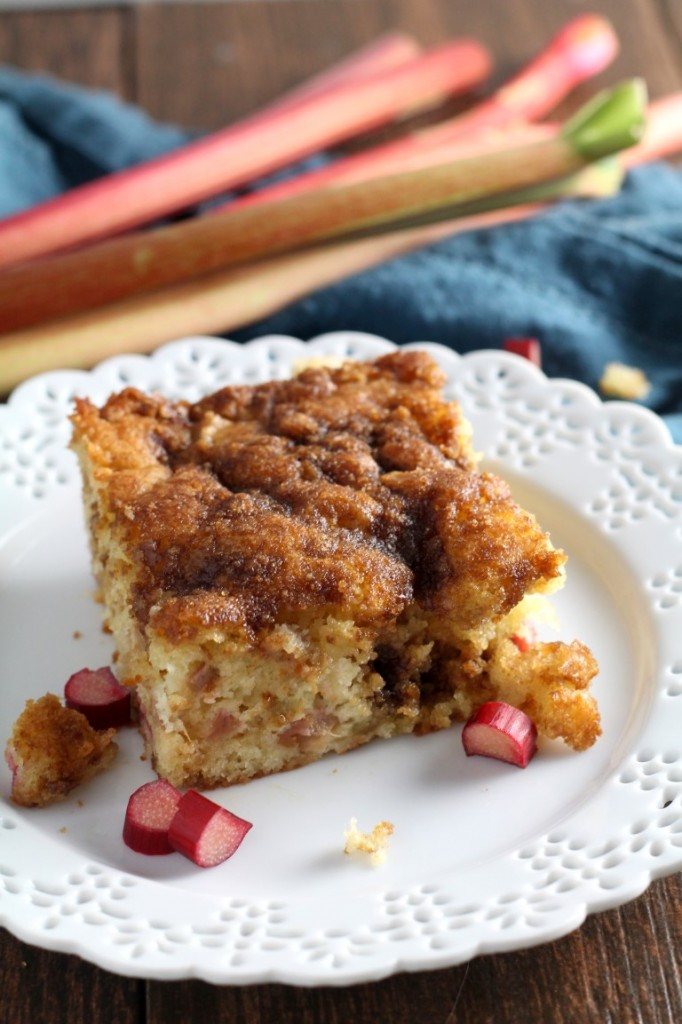 Double Crumb Rhubarb Coffee Cake (4)