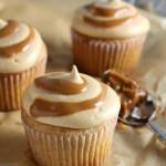 Dulce de Leche Cupcakes   Creative cupcake recipe   cupcake ideas   Mexican dessert   Mexican cupcake