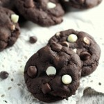 Triple Chocolate Chip Cookies (2)