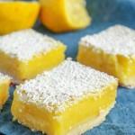 Lemon Bars are a classic favorite!