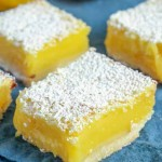 Classic Lemon Bars are tangy, sweet perfection.