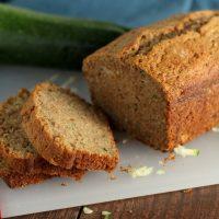 Classic Easy Zucchini Bread