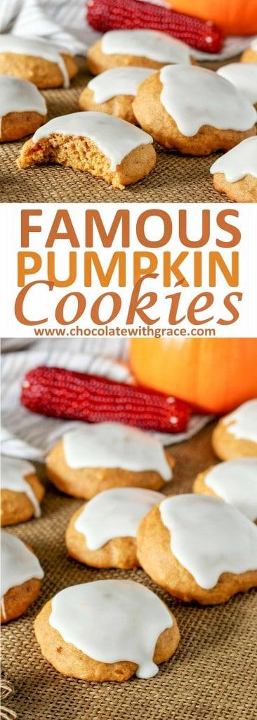 Mom's Famous Pumpkin Cookies