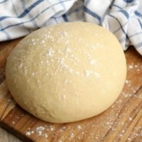 Basic Sweet Yeast Dough Recipe