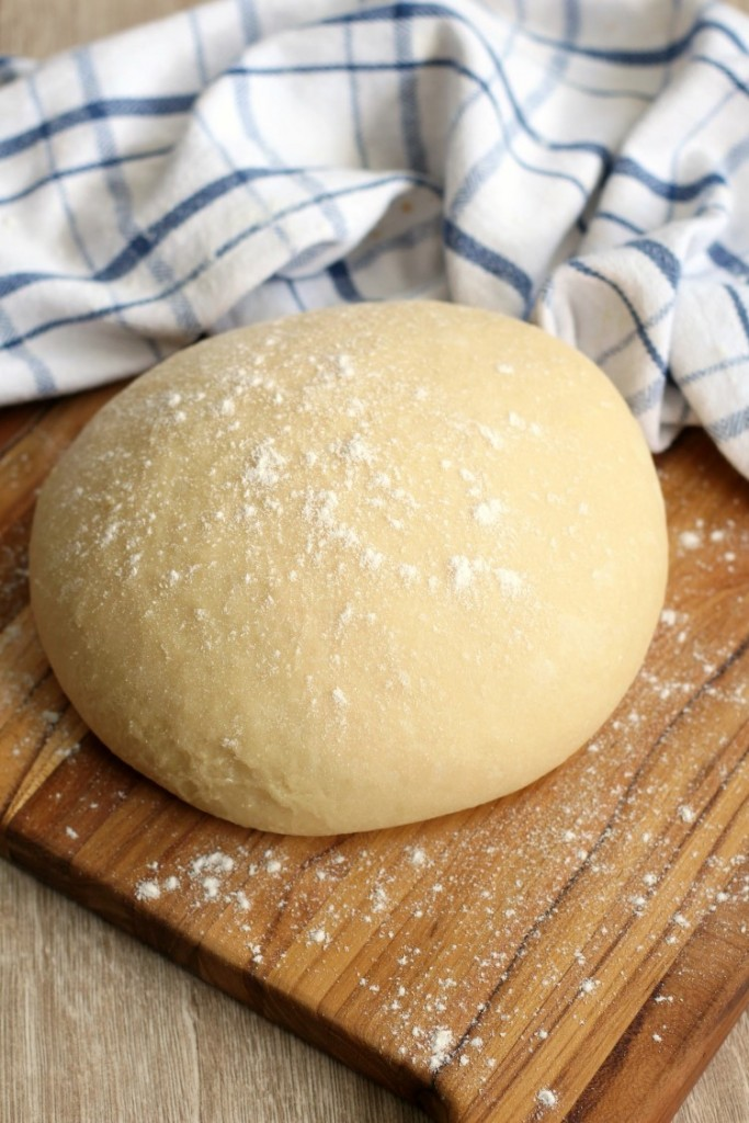 A basic sweet yeast dough that can be used for just about any sweet bread your carb-loving heart desires. Its especially great for sweet rolls, dinner rolls, monkey bread and even homemade donuts.