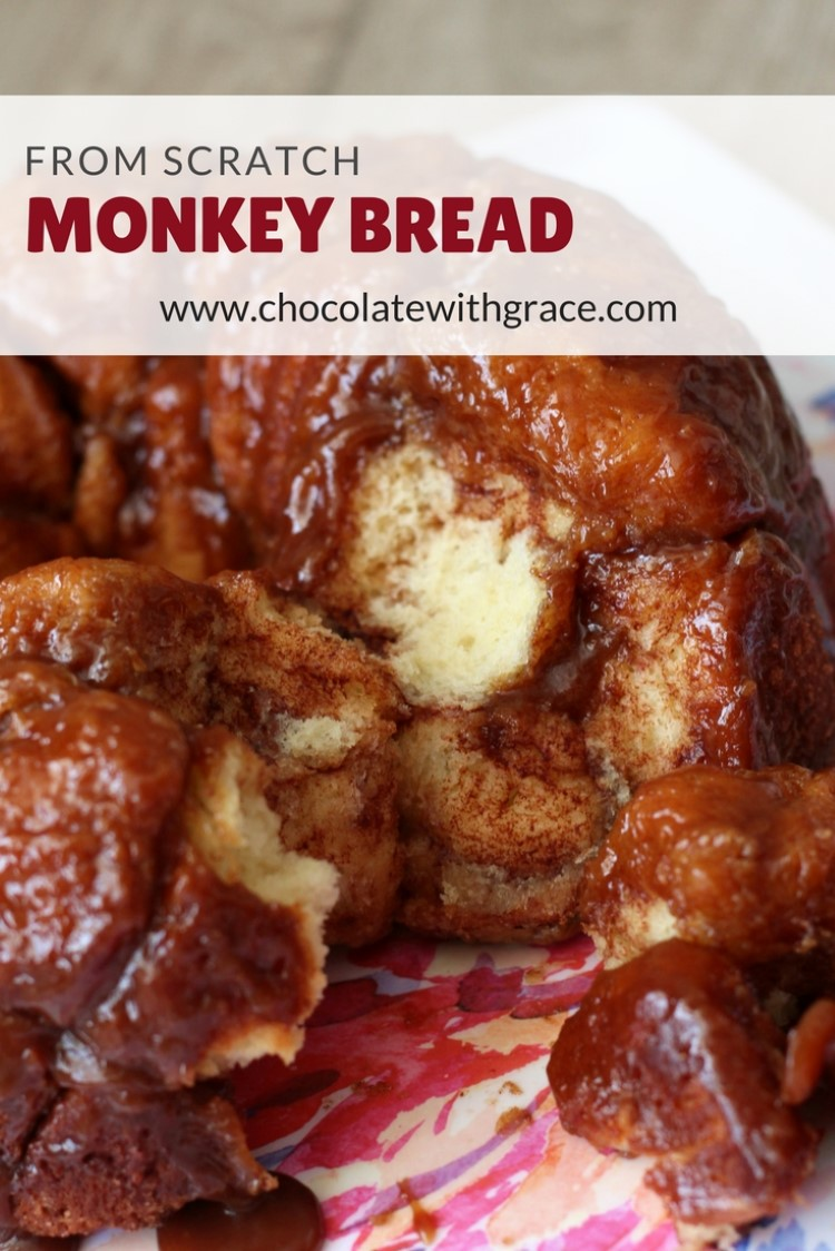How to make Monkey Bread from Scratch (2) - Chocolate With Grace