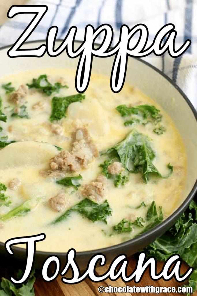 Zuppa Toscana (Tuscan Soup)