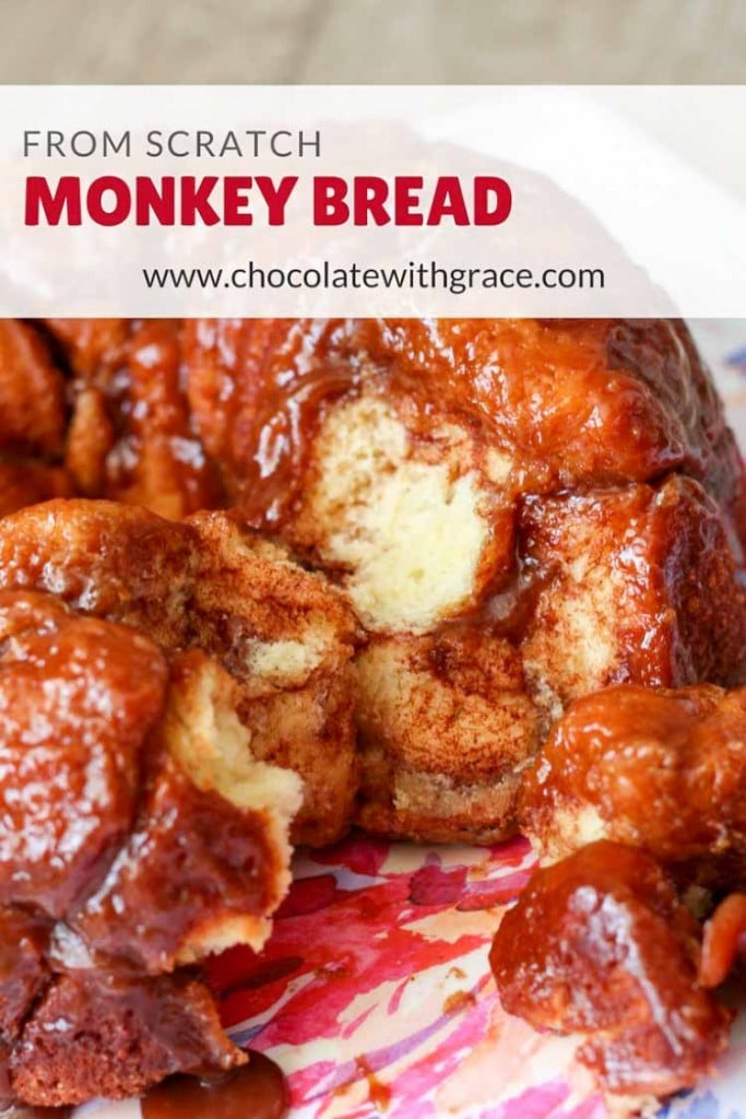 How To Make Monkey Bread from Scratch