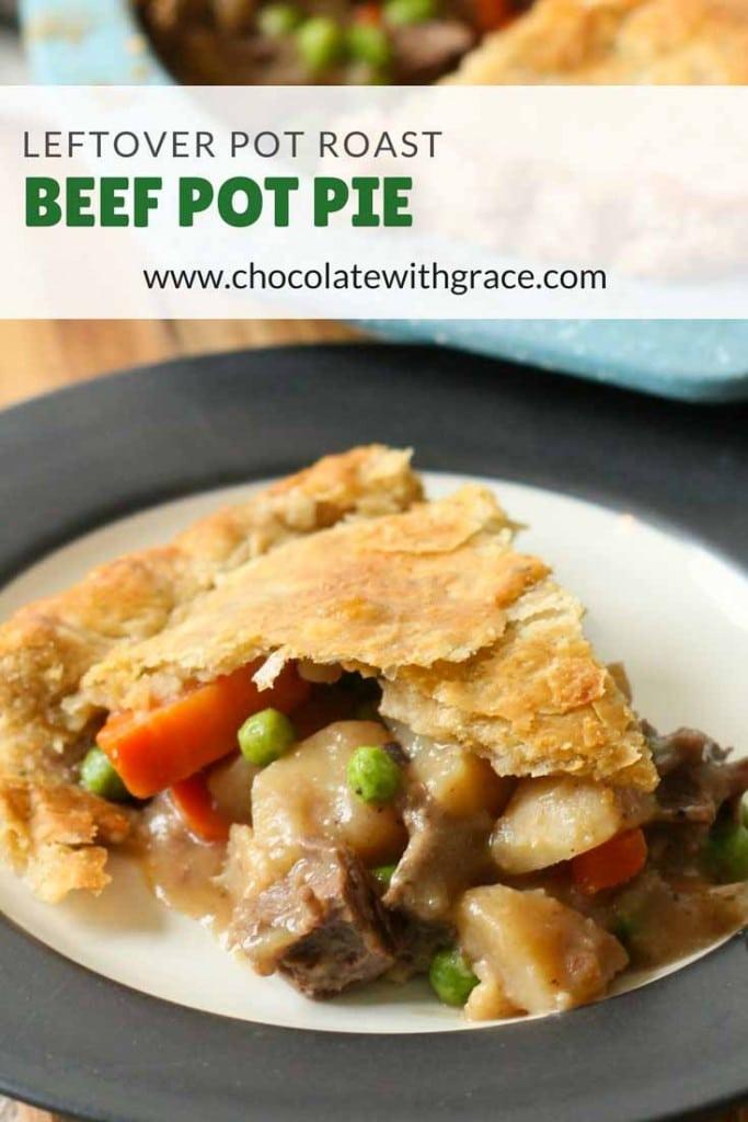 Leftover Roast Beef Pot Pie