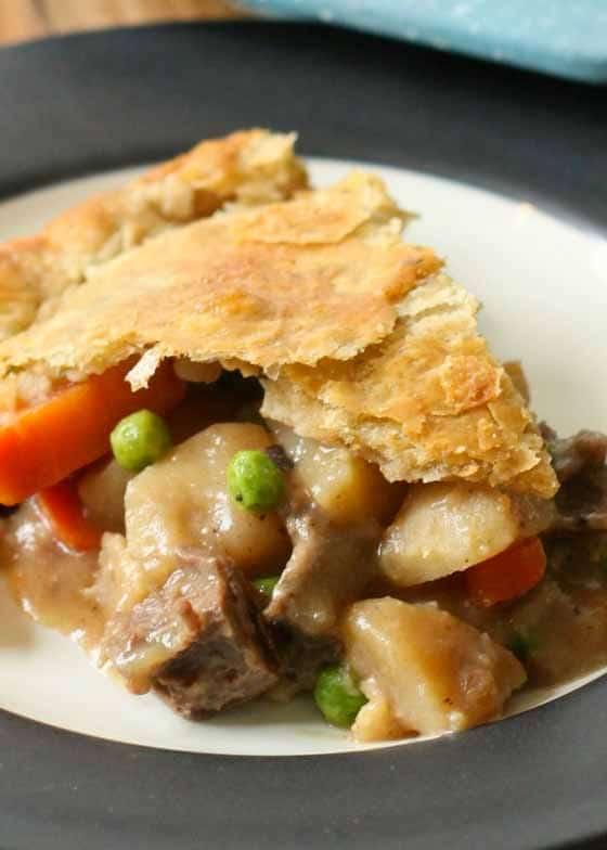 Roast Beef Pot Pie