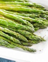 Simple Sautéed Asparagus