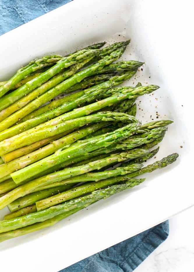 How Long to Saute Asparagus