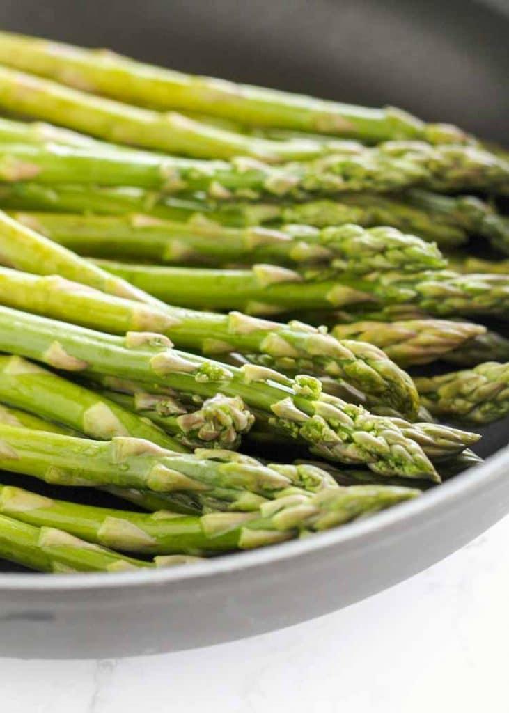 Seasoned Sautéed Asparagus