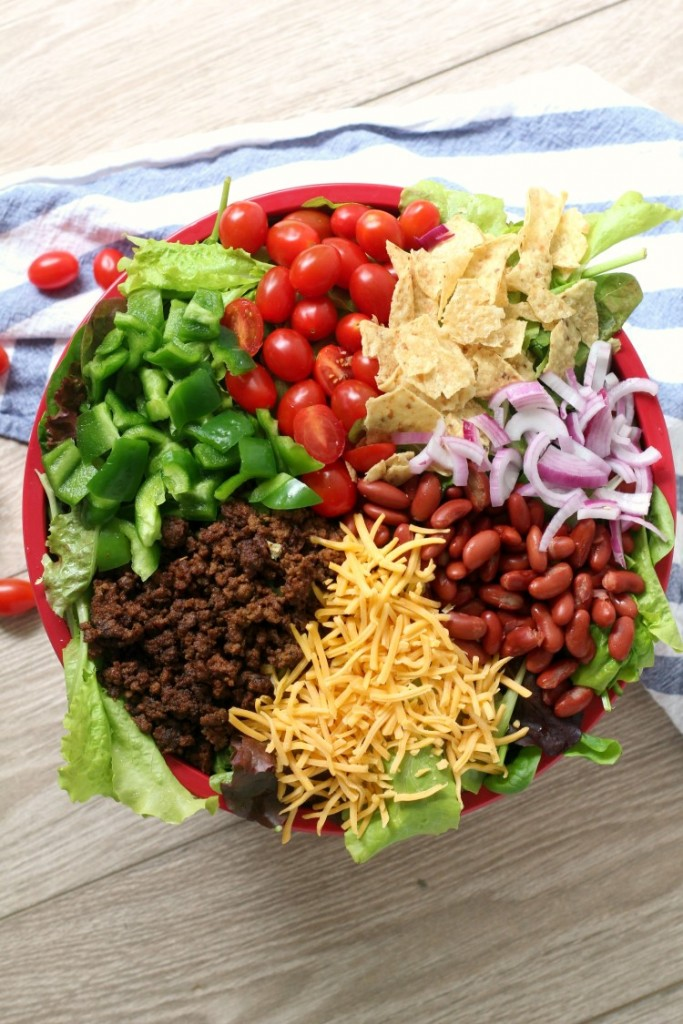Big Picnic Taco Salad
