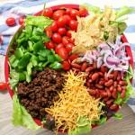 Hearty Classic Taco Salad