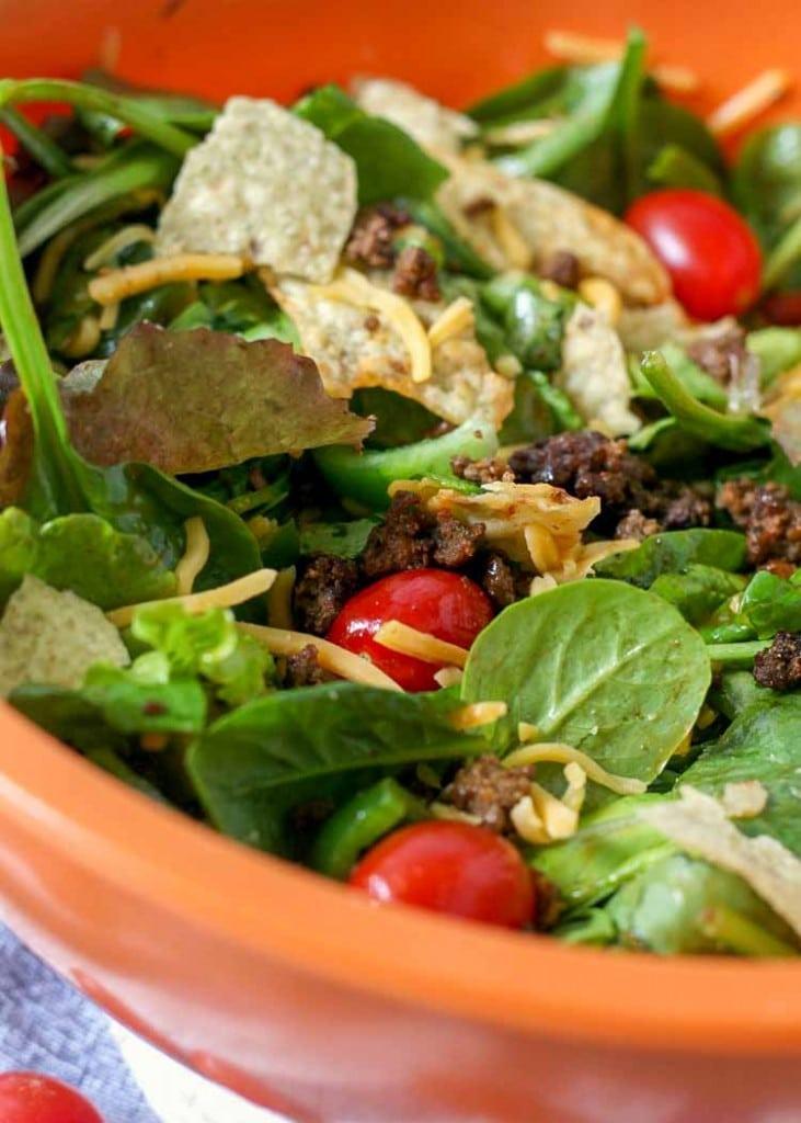 How To Make A Taco Salad