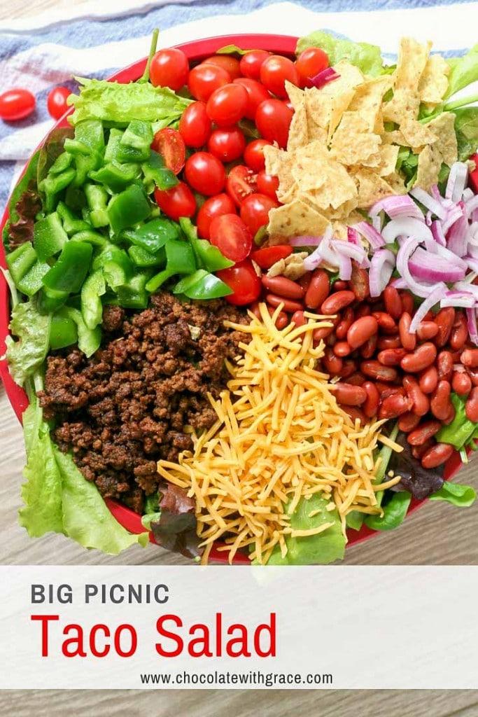 Picnic Taco Salad