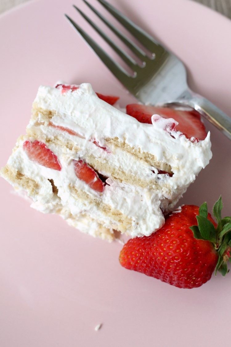 Yellow Cake Mix Recipes With Strawberries