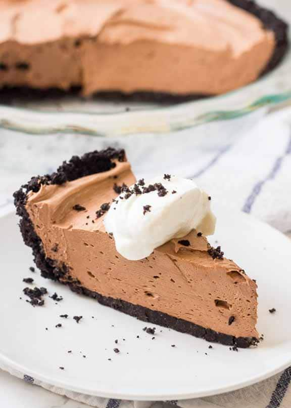 Nutella Cheesecake is a year round favorite!