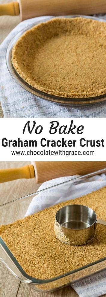 no bake graham cracker crust