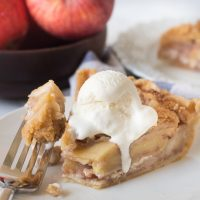 The Best Apple Pie Recipe in the World!
