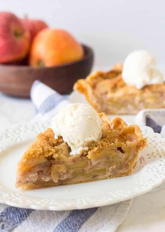 Best Ever Apple Pie