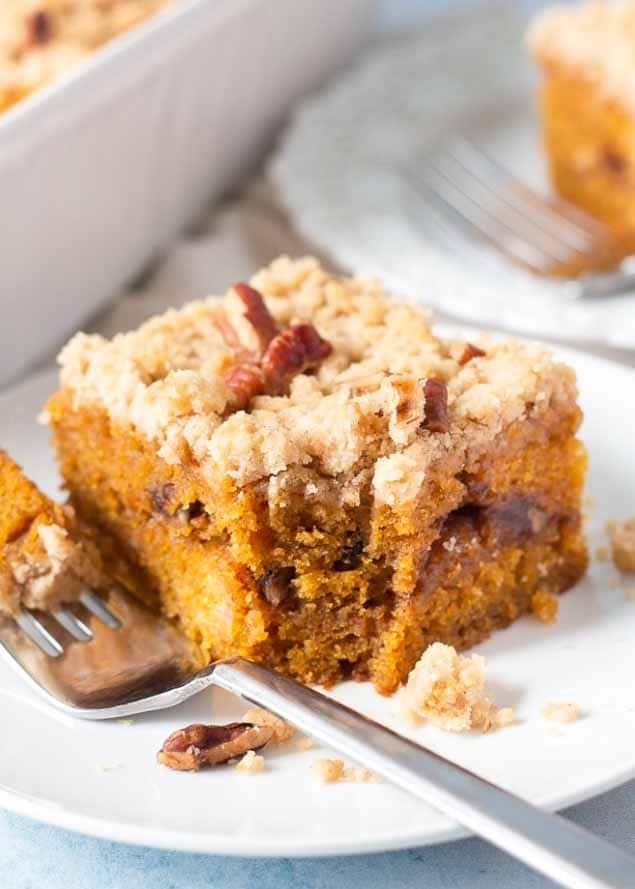 Irresistible Pumpkin Cake