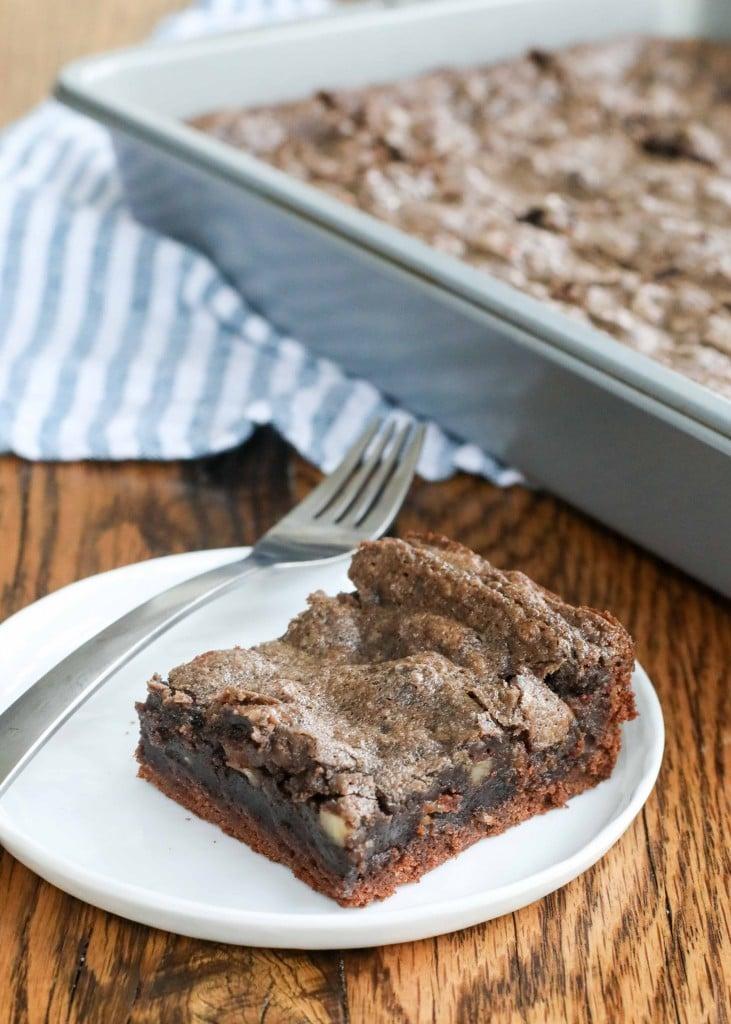 Gooey Rich Chocolate Butter Cake